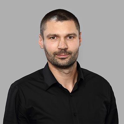 mgr inż. Filip Borejko