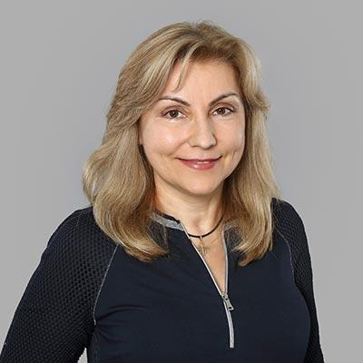 mgr inż. arch. Wanda Gołombek