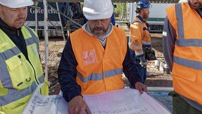 Kierownik budowy – praca w Skandynawii