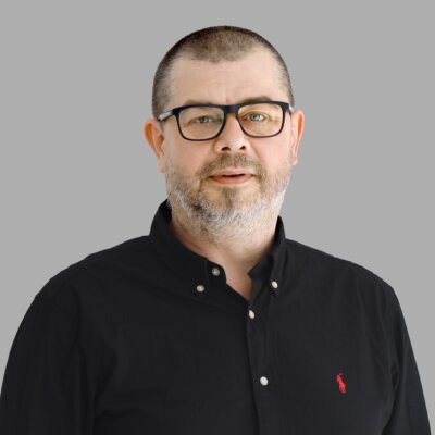 mgr inż. Mariusz Ławrynowicz