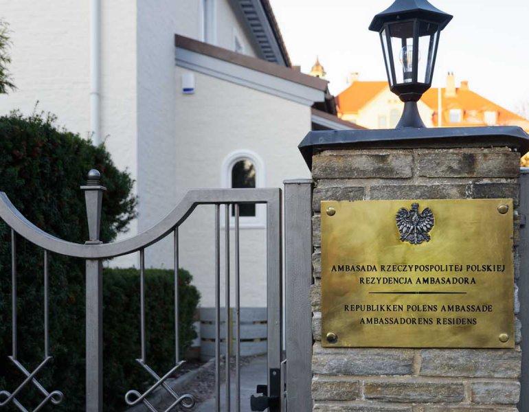Modernizacja i renowacja rezydencji ambasadora RP w Oslo, Norwegia