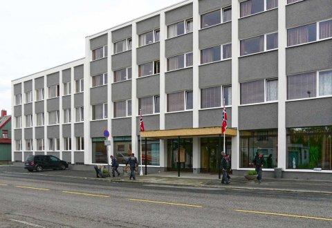 Remont hotelu Andrikken, Norwegia
