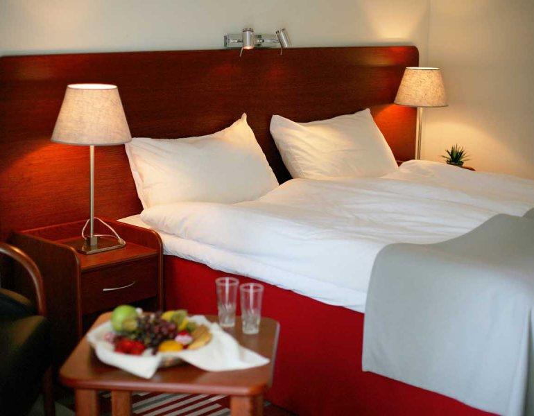 Remont Hotelu Ronneby Brunn, Szwecja