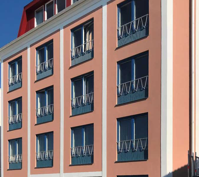 Remont hotelu, Strand Hotel , Szwecja