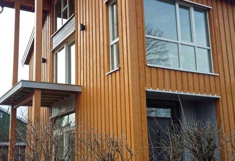Rozbudowa domu mieszkalnego w Oslo, Norwegia
