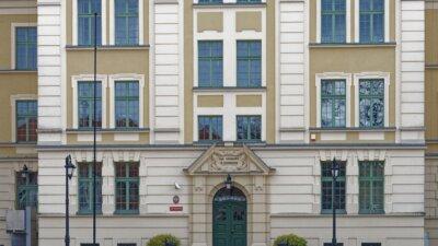 Wymiana stolarki w budynku Sądu Rejonowego w Ostródzie